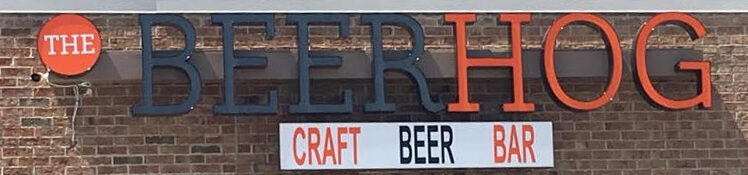 Sign for The Beerhog