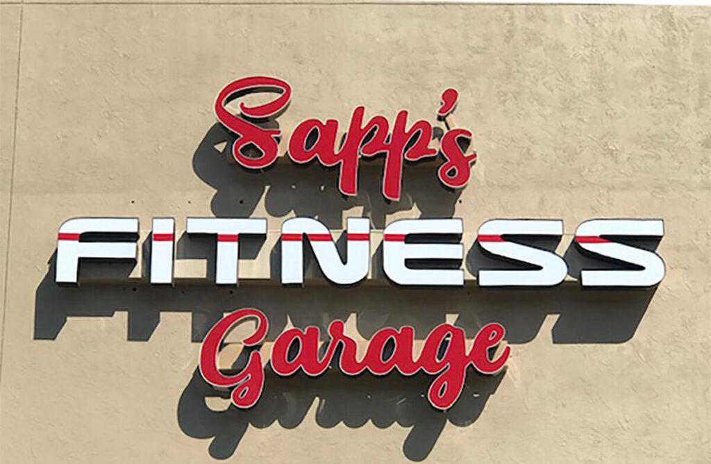 Sapp's Fitness Garage