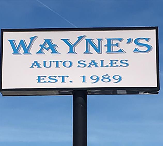Wayne's Auto Sales