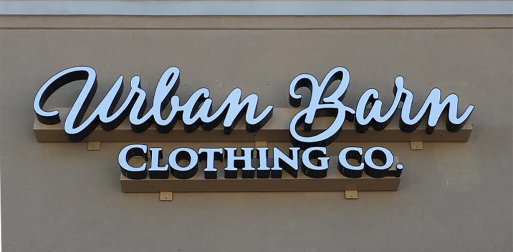 Urban Barn Clothing Co.